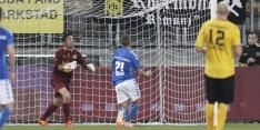 Roda met tweede keeper en debutant tegen PSV