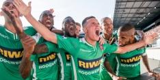 Defensief geklungel nekt Heerenveen tegen Dordrecht