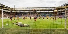 NAC Breda en Excelsior spelen gelijk na matig duel