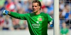 Schalke 04 opnieuw in zee met doelman Wetklo