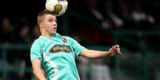 Transfervrije Van Deelen tekent bij FC Dordrecht