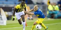 Cambuur-speler Andriuskevicius valt uit op Wembley