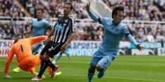 Silva mist Manchester derby door knieblessure