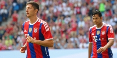 Bayern simpel langs HSV, glansrol voor Dost