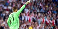 'Feyenoord-keeper Mulder kan tekenen in Athene'
