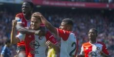 Feyenoord wil Vilhena, Te Vrede en Mulder behouden