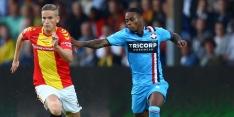 Go Ahead pakt thuis tegen Willem II eerste winst van seizoen