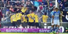 NAC Breda in eigen huis te sterk voor PEC Zwolle