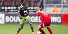 """Nelom verlengt bij Feyenoord: """"Er zit nog veel rek in"""""""