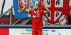 Twente pakt tegen Go Ahead eindelijk eerste zege van seizoen
