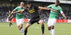 FC Dordrecht heeft Ojo weer terug tegen Utrecht