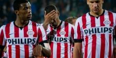 Arias vervangt Brenet in PSV-basis, Guardado wissel