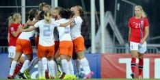 Oranje Leeuwinnen treffen Schotland op Kasteel