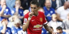 Di Maria denkt niet aan vertrek bij Manchester United