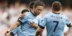 Man City maakt er zeven, Chelsea en Tottenham ook verder