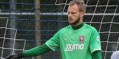 FC Twente ziet doelman met knieblessure afhaken