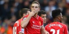 Liverpool kan handjes dichtknijpen met nipte zege