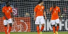 Jong Oranje onderuit tegen 'rijper' Jong Duitsland