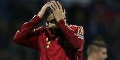 Groep C: Spanje slikt nederlaag tegen Slowakije