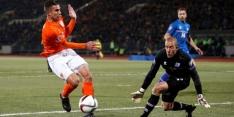'NEC aast op doelman nationale ploeg van IJsland'