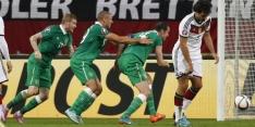 Groep D: Duitsland stelt weer teleur; Polen gelijk