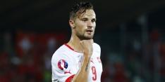 Groep E: Eerste punten Zwitserland in San Marino
