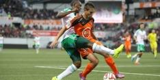 Van Wolfswinkel belangrijk met assist, Lille verliest