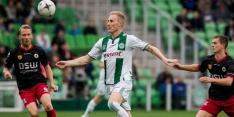 FC Groningen geeft Van der Velden geen nieuw contract