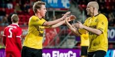 Roda JC houdt NEC in vizier na zege op Jong Twente