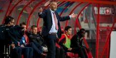 FC Twente neemt afscheid van trainer Zoutman