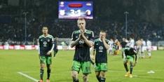 Feyenoord gaat onnodig ten onder in Rijeka