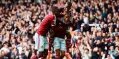 West Ham United en Aston Villa verder in FA Cup