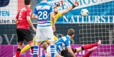 PEC Zwolle knokt zich naar gelijkspel tegen Heerenveen