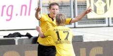 NEC en Roda blijven dienst uitmaken in Jupiler League