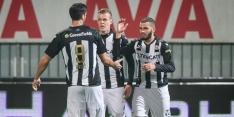 Heracles nipt langs Jong Ajax in oefenwedstrijd