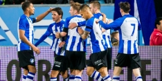Eindhoven wint 'Lichtstadderby', veel subtoppers gelijk