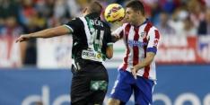Atlético Madrid wint doelpuntrijk van Córdoba