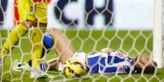 """Klap voor Buijs: """"Als het voetbal wegvalt, is dat een schok"""""""