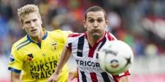 """Willem II elfde club voor Sahar: """"Kreeg niet het vertrouwen"""""""