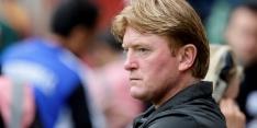 Coach Motherwell weg na vijf nederlagen op rij