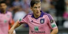 Talentvolle Praet maakt rentree bij Anderlecht