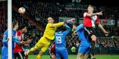 Feyenoord boekt uiterst belangrijke zege op Rijeka