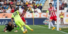 FC Barcelona wendt in tweede helft crisis af
