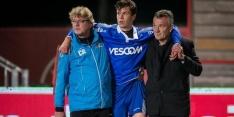 Helmond Sport is aanvoerder rest van seizoen kwijt