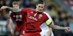 Agger (31) stopt na twaalf seizoenen met profvoetbal