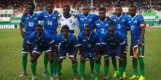 Sierra Leone trekt zich terug uit Afrika Cup