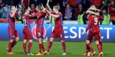 Groep A: Tsjechië wint topper, Turkije juicht ook