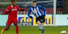 Heerenveen slaat dubbelslag met Cavlan en Vd Boomen