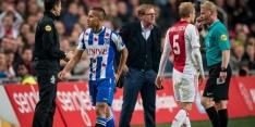 KNVB wil Lodeweges één duel op de tribune hebben