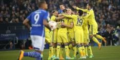 Groep G: Chelsea vernedert Schalke, Sporting tweede